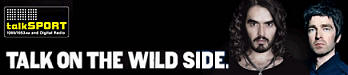 Talk On The Wildside