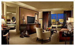 Bellagio Lakeview Suite