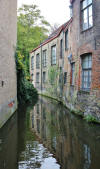 canal-side houses