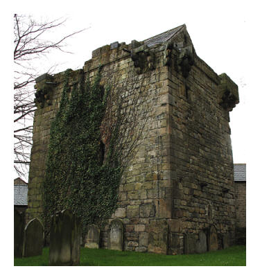 Vicar's Pele Tower