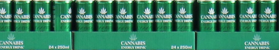 Cannabis energy drinks? energy? Cannabis?