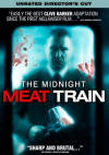 The Midnight Meat Train DVD