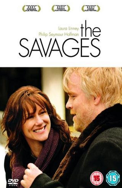 The Savages DVD