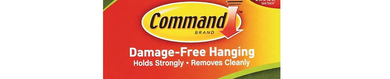 Command Picture Hanging Strips